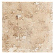Noce Tumbled Travertine Tile 12 X 12 922100287 Floor