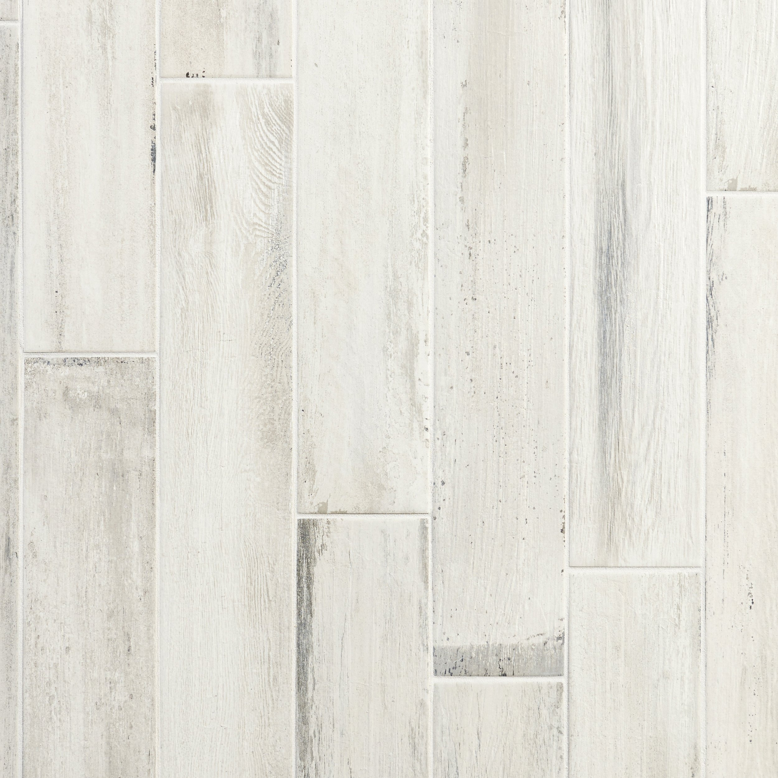 Porcelain Tile Wood Plank: Amber White Wood Plank Porcelain Tile