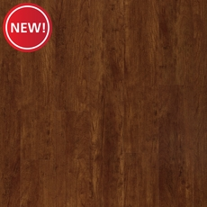 New! Nucore Cherry High-Gloss Plank with Cork Back