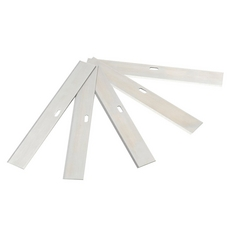 Goldblatt 4in. Wall Scraper Blades - 5pk.