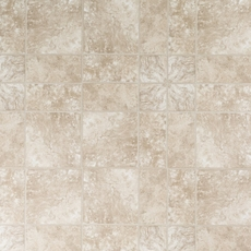 Travertine Paver Luxury Vinyl Tile