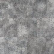 Gray Concrete Luxury Vinyl Tile