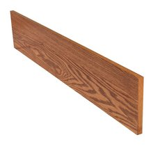 Color 29285TW Red Oak Stair Riser - 42 in.