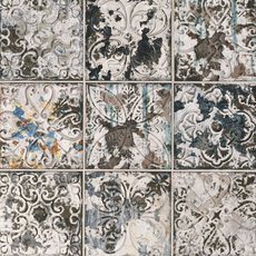 Ornato Aged Dark Ceramic Tile