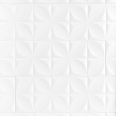 Polar White Ceramic Tile