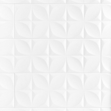 Polar White Ceramic Wall Tile