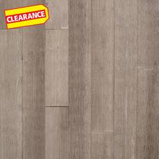 Clearance! Pebble Gray Pine Easy Stick Wall Plank