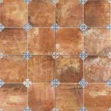 Roses Cuero Ceramic Tile