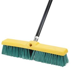 Pacesetter 18in. Push Broom