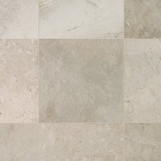 Light Gray Export Limestone Tile