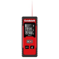 Goldblatt 65ft. Laser Measure