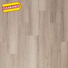 Clearance! Valley Mist Rigid Core Luxury Vinyl Plank - Foam Back