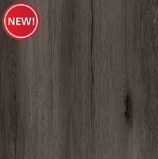New! DuraLux Performance Twilight Ash Luxury Vinyl Plank with Foam Back