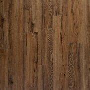 Auburn Oak Rigid Core Luxury Vinyl Plank - Foam Back
