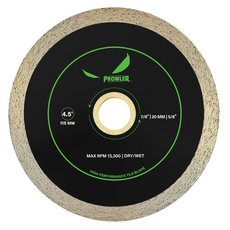 Prowler 4.5in. Tile Diamond Blade