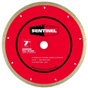 Sentinel 7in. Tile Diamond Blade