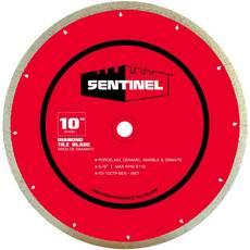 Sentinel 10in. Tile Diamond Blade