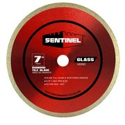 Sentinel 7in. Glass Tile Blade