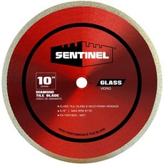 Sentinel 10in. Glass Tile Blade