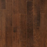 Mocha Birch Smooth Engineered Hardwood