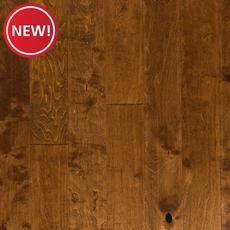 New! Harvest Birch Hand Scraped Locking Engineered Hardwood