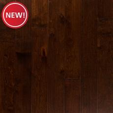 New! Bronze Birch Hand Scraped Engineered Hardwood
