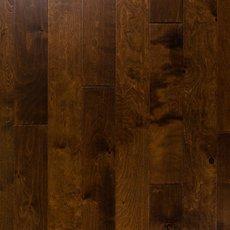 Cinnamon Birch Hand Scraped Locking Engineered Hardwood