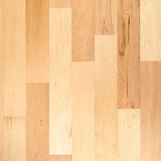Natural Maple Smooth Locking Engineered Hardwood