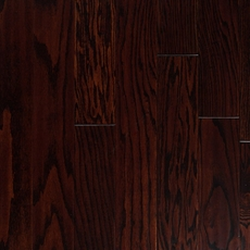 Sienna Oak Hand Scraped Engineered Hardwood