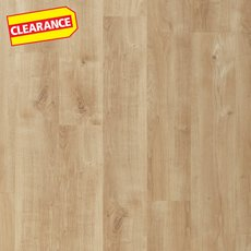 Clearance! Golden Oak Luxury Vinyl Plank