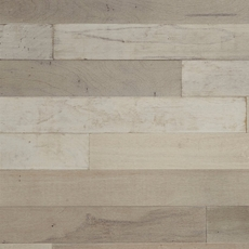 Dimensions Distressed White Wall Plank