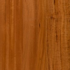 Natural Brazilian Tigerwood Smooth Locking Engineered Hardwood