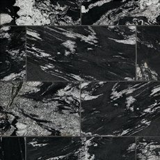 Nero Athens Polished Granite Tile