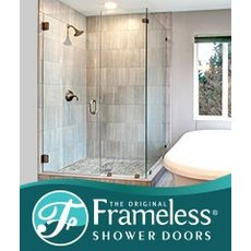 The Original Frameless Shower Door - Get Your Custom Quote in Seconds