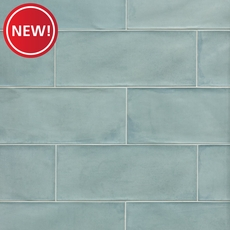 New! Vintage Verde Ceramic Tile