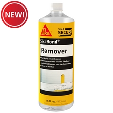 New! SikaBond Remover