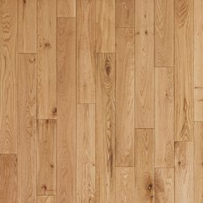 Oak Natural Smooth Solid Hardwood