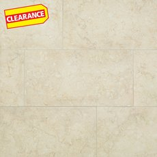 Clearance! Sunny Light Honed Limestone Tile