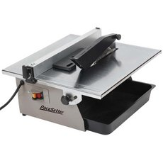 Pacesetter 7in. Portable Wet Tile Saw