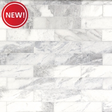 New! Sahara Carrara Marble Tile