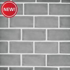New! Nickel Brick Ceramic Mosaic