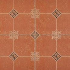 Watson Rojo Ceramic Tile