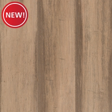 New! EcoForest Tripoli Gray Hand Scraped Locking Stranded Engineered Bamboo