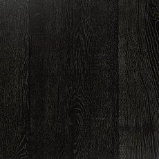 Black Oak Hand Scraped Solid Stranded Bamboo