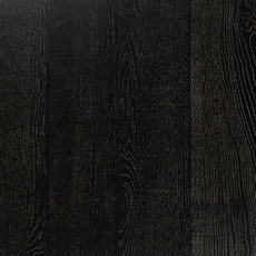 EcoForest Black Oak Hand Scraped Solid Stranded Bamboo