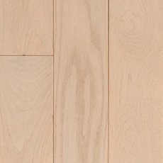 Ivory White Oak Sawn Wire Brushed Solid Hardwood