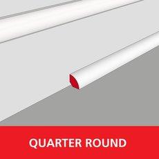 Color 7375 Univiersal Vinyl Quarter Round