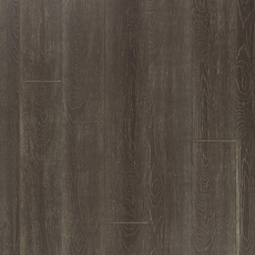 EcoForest Charcoal Oak Embossed Solid Stranded Bamboo