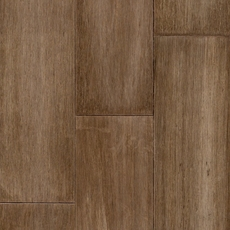 EcoForest Bonsika Herringbone Distressed Solid Stranded Bamboo