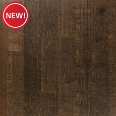 New! Calypso Brown Birch Hand Scraped Locking Engineered Hardwood